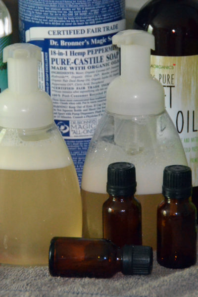 Basic Liquid Soap Recipes…DIY Time!