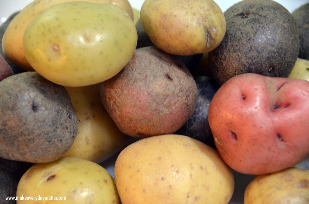 Rosemary Potato whole potatoes watermark