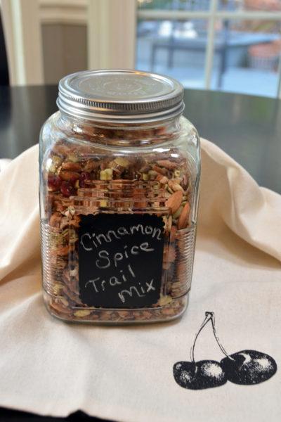 Cinnamon Spice Trail Mix